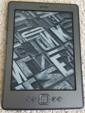 Amazon Kindle 4th generazione 2GB, Wi-Fi, 6in-Grigio