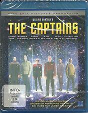 Star Trek William Shatner's The Captains Blu-ray NEU OVP Sealed Deutsche Ausgabe