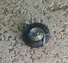 HAUNTED Vampire Transformation Sigil BLACK MAGIC Charm Pendent