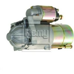 Remy 96222 Premium Starter For Select 02-05 Cadillac Chevrolet GMC Hummer Models