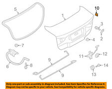 FORD OEM Trunk Lid-Bumper DS7Z5843634A