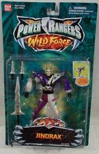 Power Rangers Wild Force - Evil Alien Jindrax Bandai (MOC)