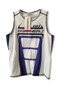 SALE Louis Garneau women's tri top Performance Delfino Racer triathlon