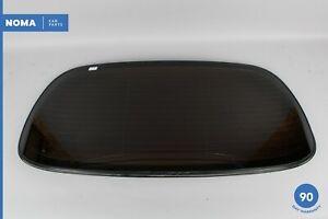 03-04 Jaguar S-Type X202 Rear Windshield Heated Glass w/ Tint 2R83F422A12AD OEM