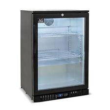 Single Door Under Bench Display Bar Cooler Beer fridge Bar Fridge LG Compressor