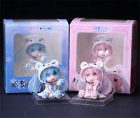 Hatsune Miku Sakura Adorable Anime PVC New Box Complete Figure Toys
