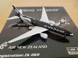 Phoenix 777-200ER Air New Zealand ZK-OKH All Blacks in 1:400