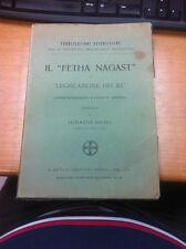 """Il """"Fetha Nagast"""" o Legislazione dei Re. Codice ecclesiastico e civile di Ab..."""
