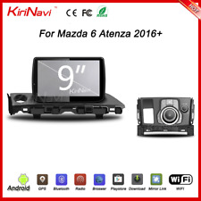 Android 7.1 Car DVD Player for Mazda 6 Atenza GPS Navigation System Radio 2+32G