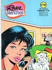 ROSES BLANCHES 16 ARTIMA 1964 TBE