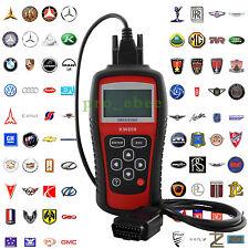KW808 Car Fault Code Reader EOBD OBD2 Vehicles Diagnostic CAN Engine Scan Tool