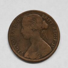 1865 Great Britain Queen Victoria Penny