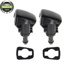 2x Windshield Washer Nozzle Spray Jet For 02-09 GMC Envoy Chevrolet Trailblazer