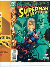 Superman Man of Tomorrow 15 COVER PROOF PROD. ART 1999 Ryan Sook Lois Lane Steel