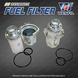 Wesfil Fuel Filter for Subaru Liberty Outback Tribeca BE5 BE9 BH9 BHE WX8 WX9
