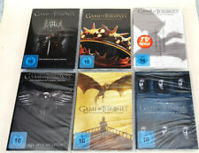 Game of Thrones Staffel 1-6 (Staffel1-2 gebraucht Staffel 3-6 neu)