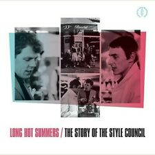 The Style Council - Long Hot Summers: The Story Of The Style Council [New CD] UK