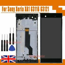 Screen Touch LCD For Sony Xperia XA1 G3116 G3121 G3112 Assembly Digitizer Black