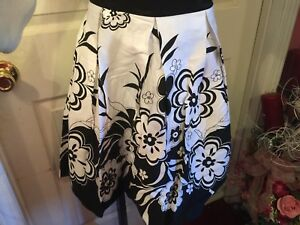 Size 16 black and white by A.P.N.Y. Summer dress new with tags.