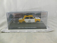GE Fabbri James Bond 007 Car Collection Lada 1500 The Living Daylights