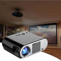 3000 LUMENS 3D WIFI 1080P FULL HD HOME THEATER MULTIMEDIA USB HDMI LED PROJECTOR