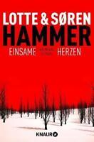 Einsame Herzen  Lotte & Soren Hammer  Thriller Taschenbuch ++Ungelesen++