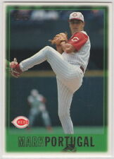 1997 Topps Baseball Cincinnati Reds Team Set