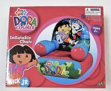 Dora Inflatable Chair Nick Jr. NIB
