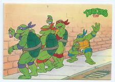 "CPM - Carte Postale "" Les Tortues Ninja ""  - Postcard ( RARE )"