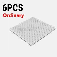 Egg Crate Acoustic Foam Sound Proof Panel Wedge Studio Soundproofing Wall Tiles