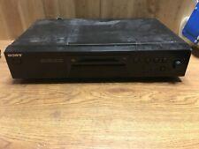 Sony Mds Je480 Minidisc Player/ Recorder