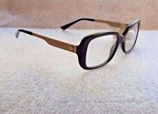 NEW VERSACE 3241 5217 GB1 BLACK EYEGLASSES GLASSES FRAMES SIZE 52-17-140 WOMEN