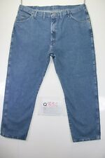 Levis regular fit big size  (Cod.Q334) Tg.60  W46  L30  jeans usato.
