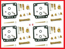 KR Carburetor Carb Rebuild Repair Kits x4 YAMAHA XJ 750 / XJ 750 Seca 1982-1985