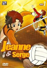 JEANNE ET SERGE VOLUME 7 /*/ DVD DESSIN ANIME NEUF/CELLO