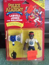 Vintage 1988 Kenner Police Academy Larvell Jones Action Figure NIP