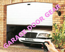 GLIDEROL Roller Garage Door - 12ft
