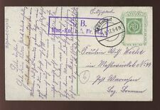 AUSTRIA 1917 ARMY P.O...RUSSIAN COTTAGE PPC