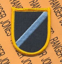 US Army LITF Light Infantry Task Force Airborne beret flash patch