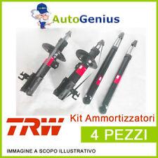 Kit 4 Ammortizzatori Anteriori e posteriori Fiat Stilo/Stilo Multi Wagon BENZINA