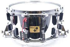 "Sonor HLD588 Horst Link Ferromanganese Steel Signature Snare Drum 14"" x 8"""