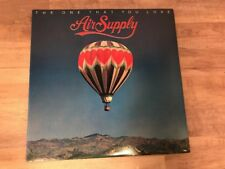 Air Supply The One That You Love Vinyl LP Record 1981