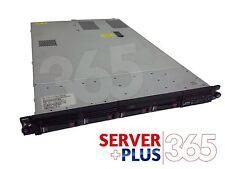 HP Proliant DL360 G6 Server 2x 2.93GHz QuadCore 64GB RAM 4x 450GB SAS HDD DVD-RW