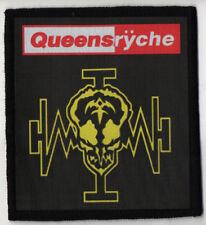 QUEENSRYCHE PATCH / SPEED-THRASH-BLACK-DEATH METAL