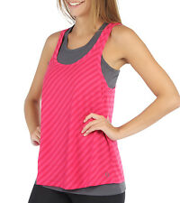 BN Moving Comfort Ladies 2 in 1 Gym Tank  Size M