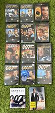 14 James Bond DVD Collection Blu-Ray