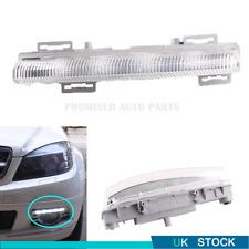 Front DRL Fog Light Lamp Left Passenger For Mercedes-Benz C-Class W204  07-14