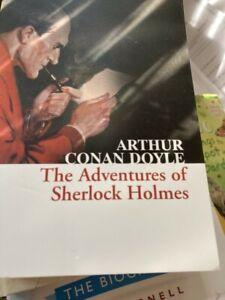 Collins Classics - The Adventures of Sherlock Holmes - Paperback Doyle, Arthur
