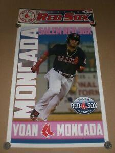 Yoan Moncada Salem Red Sox Photo Boston Chicago White Sox