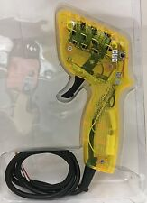 YELLOW HO SLOT CAR CONTROLLER BY DS 120/90/60 OHM FOR AURORA TJETS TOMY MEGA G+